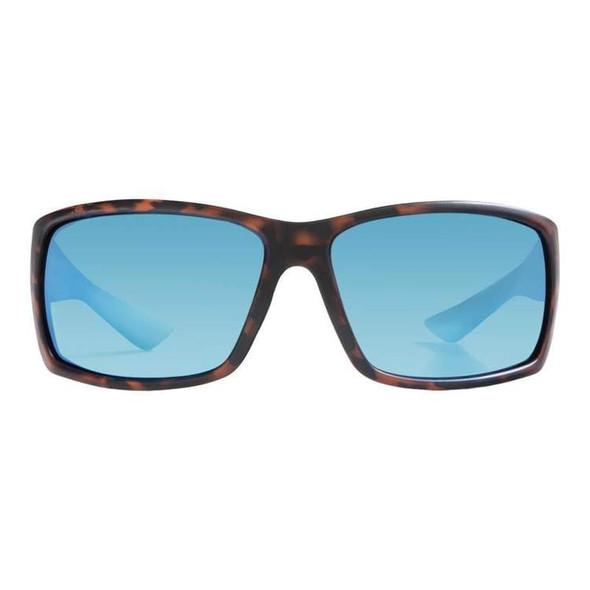Rheos Sunglasses - Eddies - Nylon Optics-Tortoise | Marine
