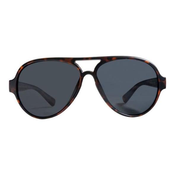 Rheos Sunglasses - Palmettos - Nylon Optics-Tortoise | Gunmetal