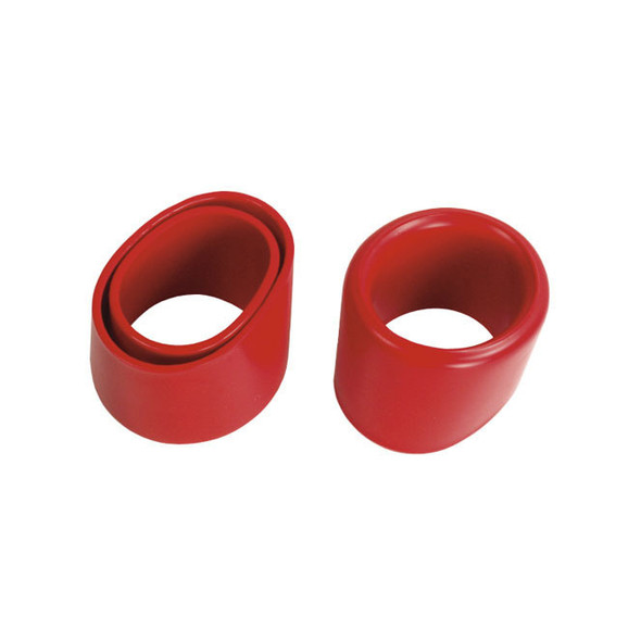 Big Jon Rod Holder Caps - Red (2 per package)