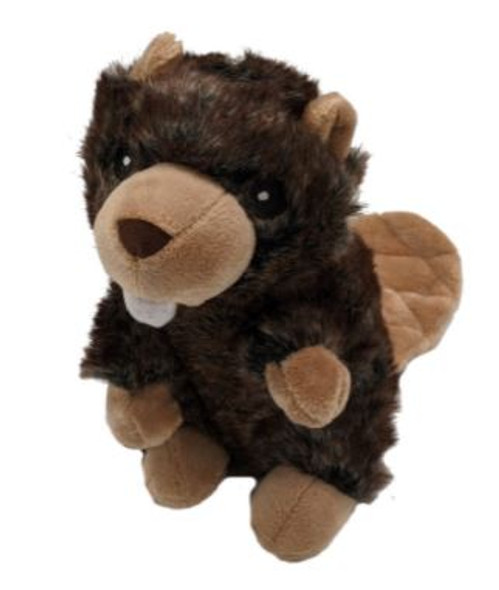 Tailfin Pet Co. - Premium Plush Small Beaver