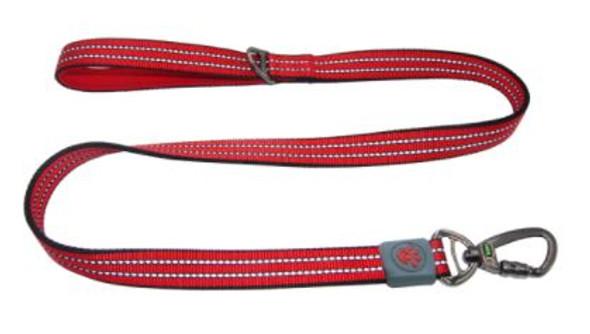 Doco Vario 4' Leash - Large Red