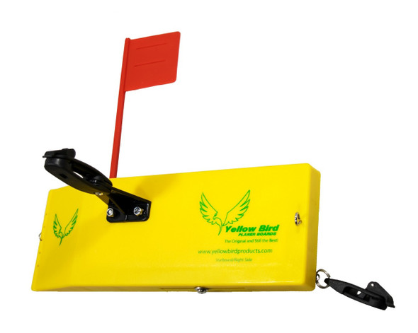 Yellow Bird - Large Starboard Side Planer Board (600S) 10 - Inches