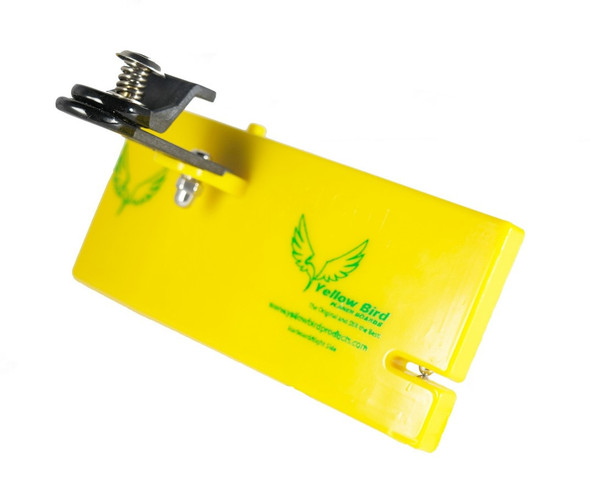 Yellow Bird - Small Starboard Side Planer Board (50S) -5 inches