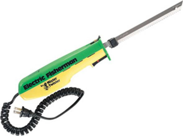 Mister Twister Electric Fisherman Fillet Knife (MT-1201)