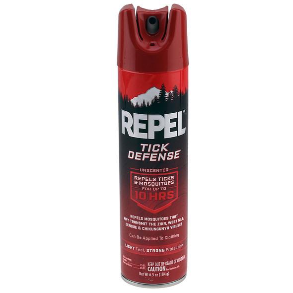 Repel Tick Defense Aerosol 6.5 Oz
