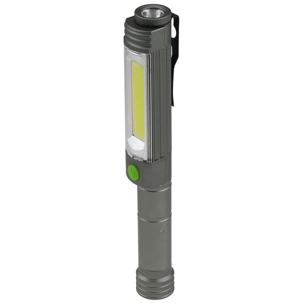 Aluminum Light Bar & Torch