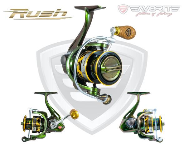 Favorite - Rush Spinning Reel