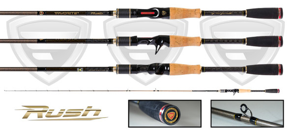Favorite - Rush Casting Rod RUCH-731H