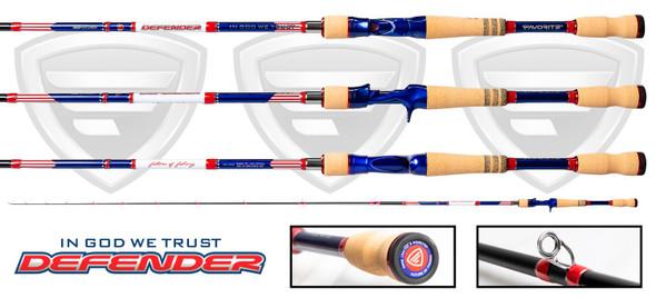 Favorite - Defender Casting Rod DDFRC-731MH