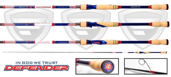 Favorite - Defender Spinning Rod DDFR-661MH