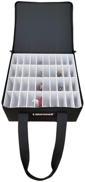 Lakewood - Shad Mate Tackle Box - Black