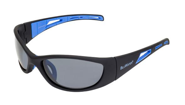 BluWater Buoyant Floating Polarized Sunglasses - Gray Lens