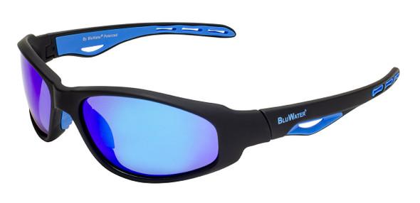 BluWater Buoyant 2 GTB Floating Polarized Sunglasses - G-Tech™ Blue Lenses