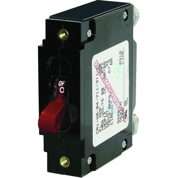 Blue Sea 7250I C-Series Ignition Protected Toggle Single Pole - 100A