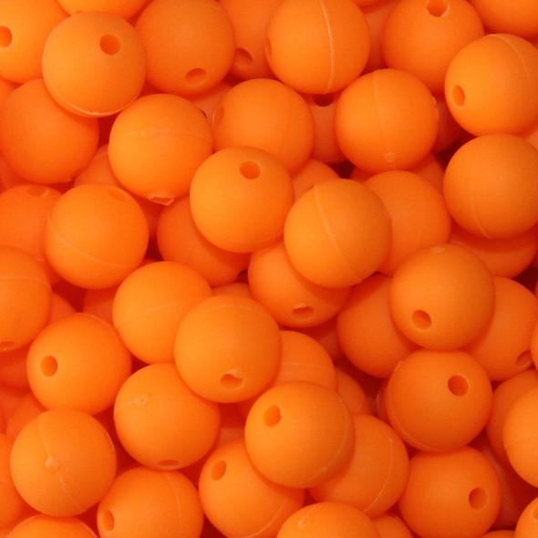 Troutbeads - 10mm 30CT - Sun Orange