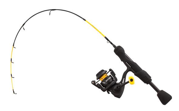 "13 Fishing - Wicked Ice Hornet Ice Combo 26"" ML (Medium Light)"