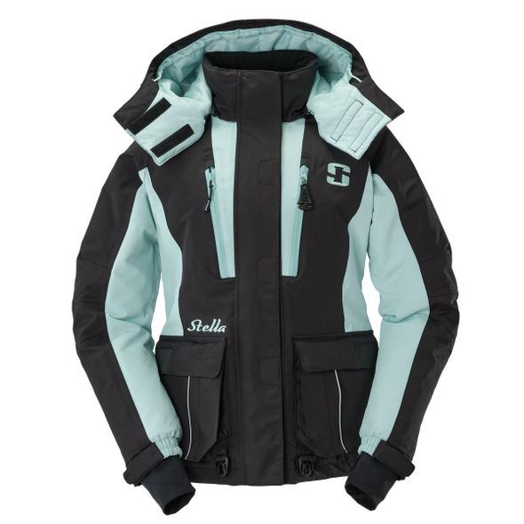 Striker Ice - Women's Stella Jacket - Black / Frost
