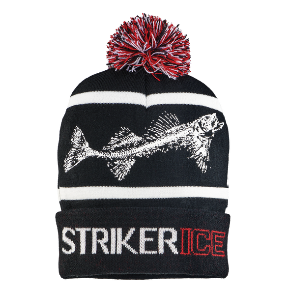 Striker Ice - Fossil Pom Hat