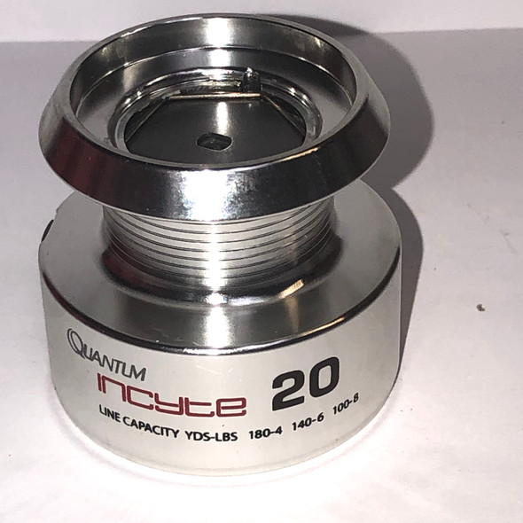 NEW - Quantum Incyte 20 Spinning Reel Spare Spool