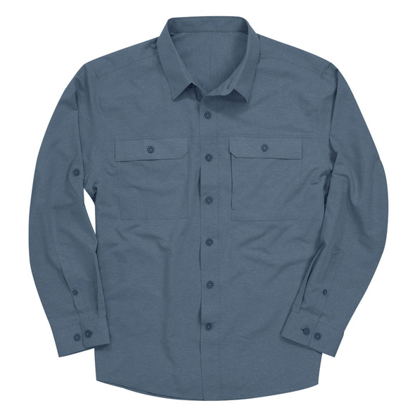 Dri Duck Crossroad Long Sleeve Shirt