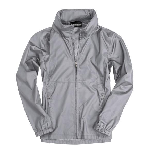 Dri Duck Ladies Polyester Packable Rain Jacket