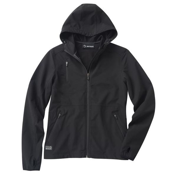 Dri Duck Ladies Ascent Rain Jacket