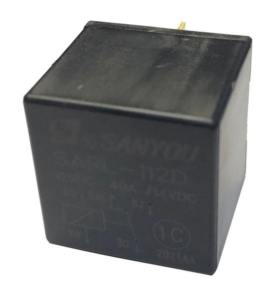 Scotty Downrigger Part - S-RELAY - #SARL-112DM-1A 12VDC 40A (S9033)