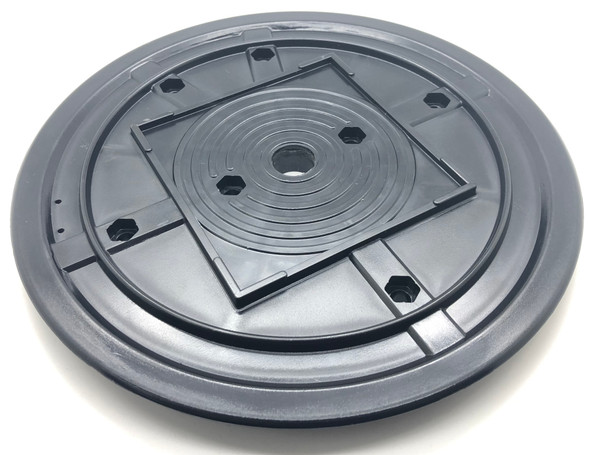 Scotty Downrigger Part - BOTTOM PLATE, KING SPOOL - BOTTOM SPOOL PLATE, 1060-1090 (S9271)