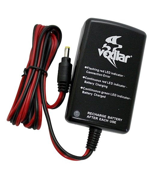 Vexilar 12 Volt - 1 Amp Automatic Digital Battery Charger
