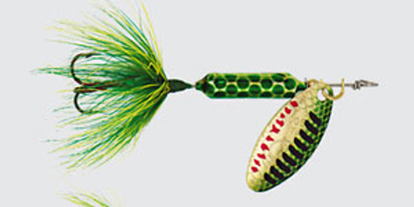Worden's Rooster Tail 1/16 oz