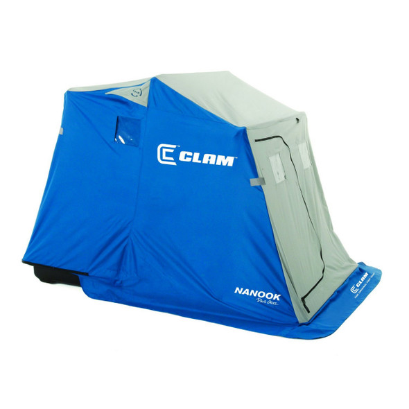 Clam Nanook  2-Person Portable Ice Shelter  - 9714