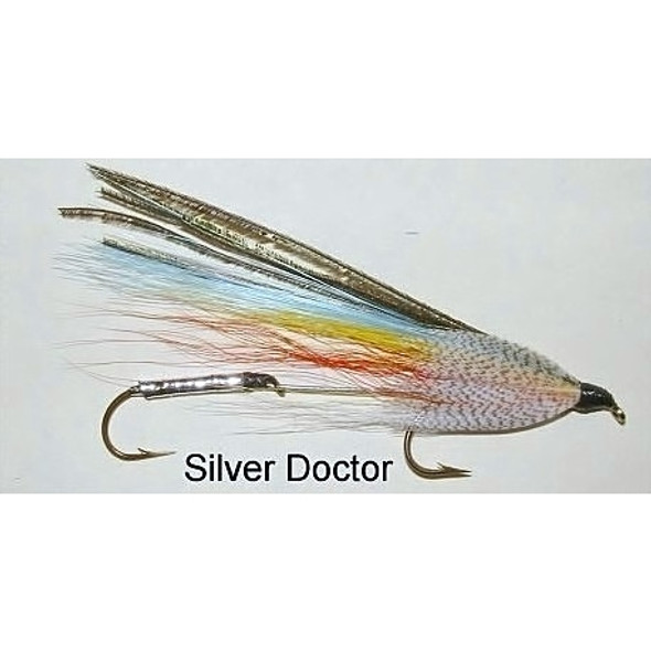 Streamer Fly -  Silver Doctor