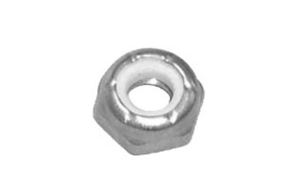Minn Kota Trolling Motor Part - NUT-HEX 1/4-20 NYLOC-JAM SS - 2073100