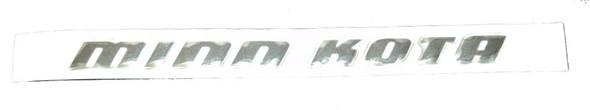 Minn Kota Trolling Motor Part - DECAL,CTRL BOX SIDE,MK SW - 2325666 ***OBSOLETE***