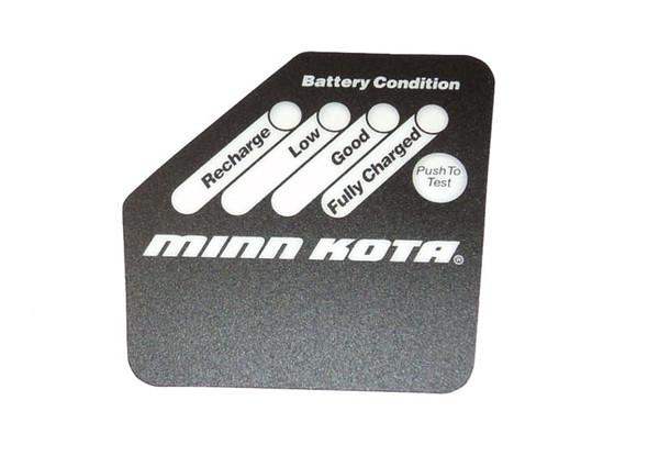 Minn Kota Trolling Motor Part - DECAL-COVER (GENERIC) - 2335601