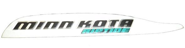 Minn Kota Trolling Motor Part - DECAL,MOTOR REST,RIPTIDE,RGHT - 2325642