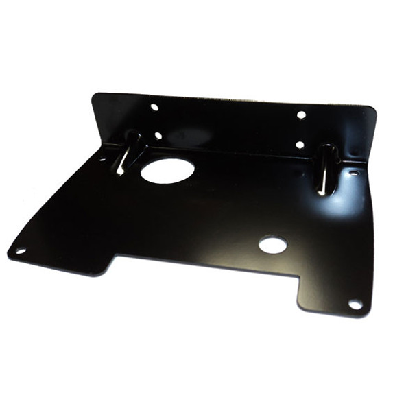 "Minn Kota Trolling Motor Part - BRACKET-THROTTLE,""L"" SHAPE - 2041930"