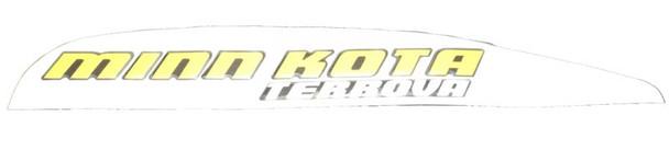 Minn Kota Trolling Motor Part - DECAL,MOTOR REST,TERROVA,RGHT - 2325640