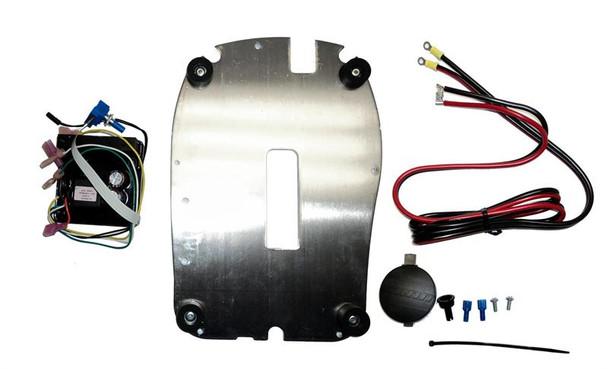 Minn Kota Trolling Motor Part - CTRL BRD/BTM PLATE ASY,MAX 12 - 2884051
