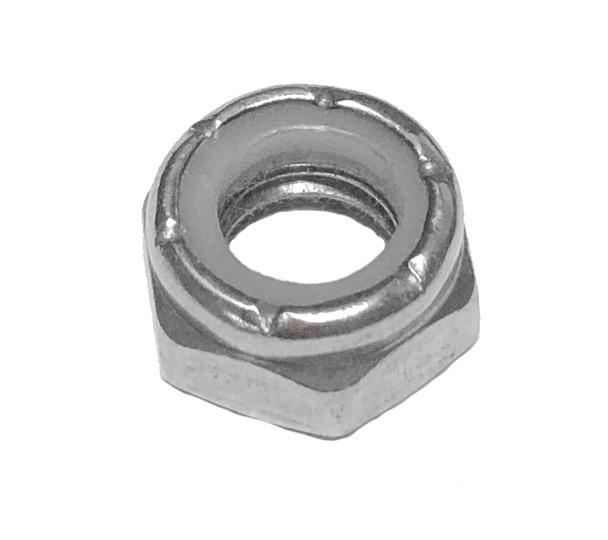 Minn Kota Trolling Motor Part - NUT-NYLOK JAM 3/8-16 UNC SS - 2263115
