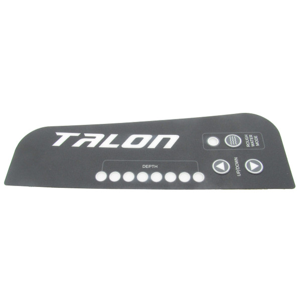 Minn Kota Trolling Motor Part - DECAL, 8' TALON CTRL PANEL FW - 2375563 (2375563)