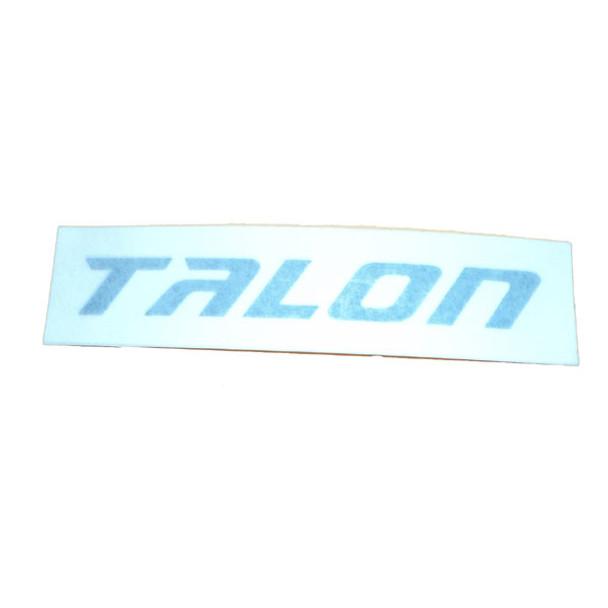 "Minn Kota Trolling Motor Part - DECAL-COVER ""TALON""GRAY SW - 2375565"