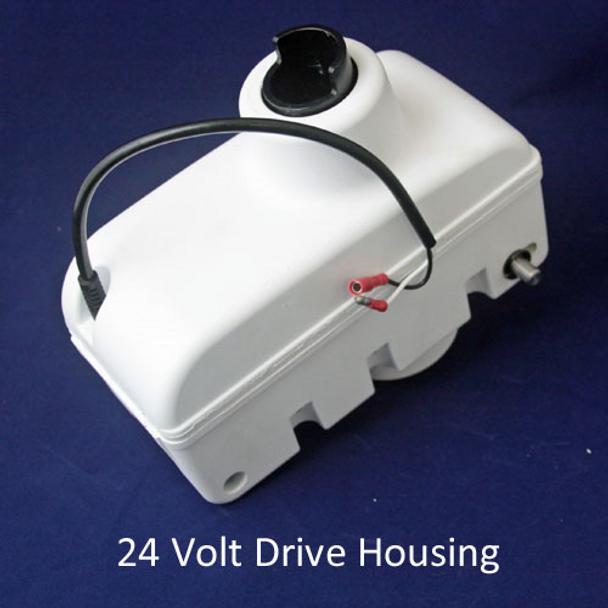 Minn Kota Trolling Motor Part - STEERING HSG ASSY 24V SW - 2997022
