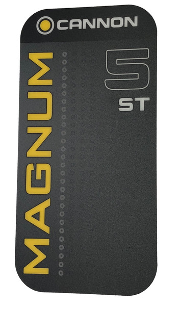 Cannon Downrigger Part 3395559 - DECAL, MAG 5