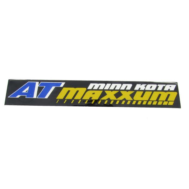 Minn Kota Trolling Motor Part - DECAL, CTRL BOX-TOP/SIDE - 2265507 (2265507)