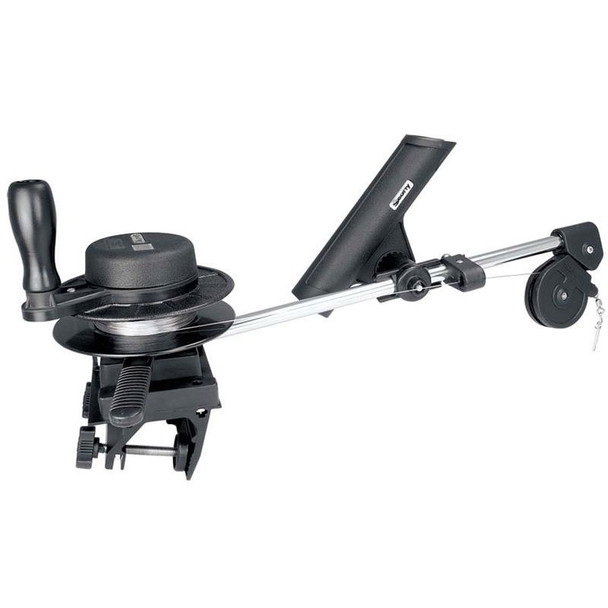 Scotty 1050 Depthmaster Masterpack w/1021 Clamp Mount Manual Downrigger