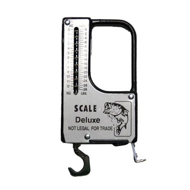 HT Scale n'Measure Tackle Box Scale and Mesuring Tape