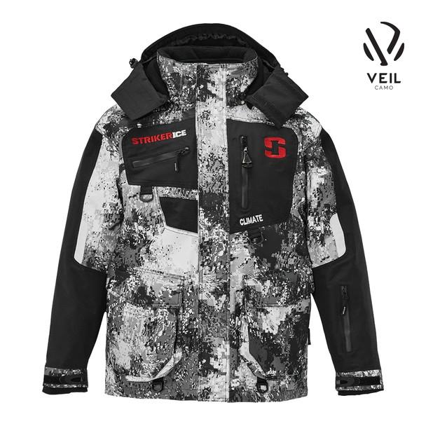 Striker Ice - Men's Climate Jacket - Veil Stryk
