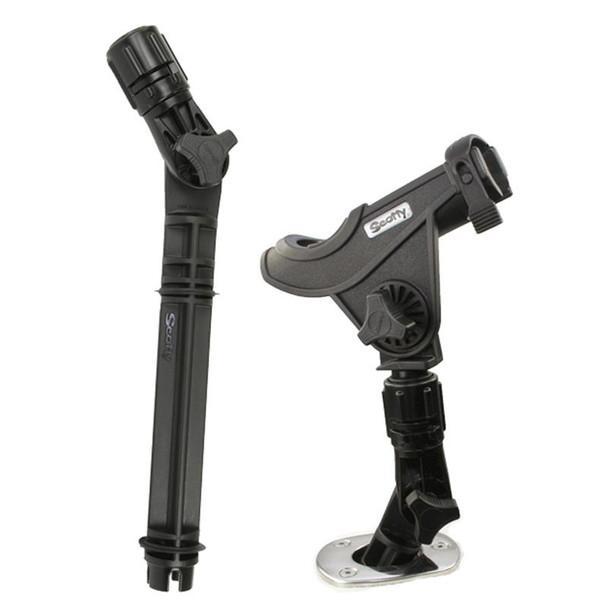 Scotty 453 Gimbal Adapter w/Gear Head