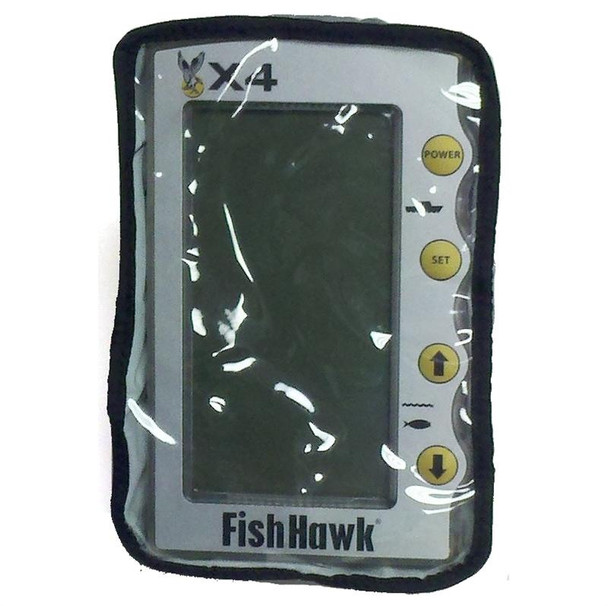 Fish Hawk X4 LCD Foul Weather Cover